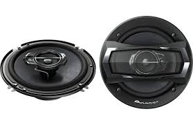 best car speakers for bass. pioneer ts-a1675r 6-1/2\u2033 3-way ts series coaxial car speakers: best speakers for bass 5