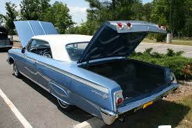 1962 Chevrolet Impala SS, 327/250hp, Excellent Condition, One ...