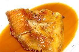 赤 魚の 煮付け