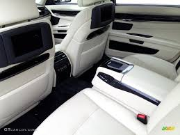 All BMW Models 2010 bmw 750i : Platinum Full Merino Leather Interior 2010 BMW 7 Series 760Li ...