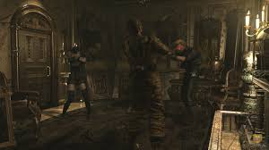 Resident Evil Origins Collection on Switch isnt