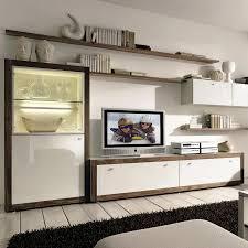 Tv Wall Units Modern Tv White Wall Units And Gray Walls Wall Units Design