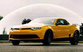 2014 Chevrolet Camaro Bumblebee HD ...