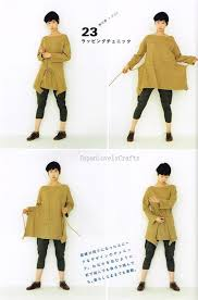 Japanese Apron Pattern Beauteous Apron Apron Dress By Yoshiko Tsukiori Straight Stitch Sewing