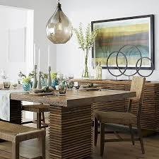 paloma ii dining table crate and barrel