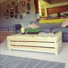 planter box coffee table driven by love