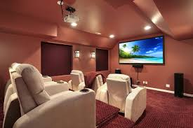 Theatre Rooms In Homes Home Theater Installation Houston Home Cinema Installers