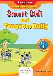 Grade 1 Smart Sidi And Tonga The Bully English Activity