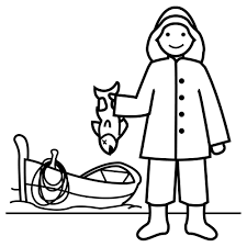 Small Picture Fisherman 12 Jobs Printable coloring pages