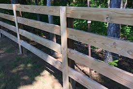 wood rail fence. Beautiful Fence 4Rail Pine Fence In Wood Rail