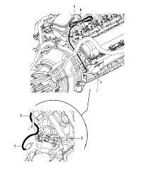 2009 dodge nitro engine cylinder block heater thumbnail 2