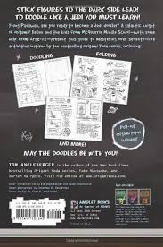art2 d2 s guide to folding and doodling an origami yoda activity book tom angleberger 9781419705342 books amazon ca
