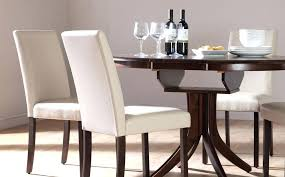 Modern White Dining Table And Chairs White Chairs For Kitchen Table