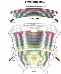 Matter Of Fact Atlanta Symphony Hall Seating Pictures