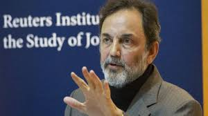 Prannoy Roy   Latest & Breaking News on Prannoy Roy   Photos, Videos,  Breaking Stories and Articles on Prannoy Roy