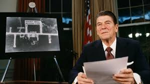ronald reagan u s presidents com reagan announces