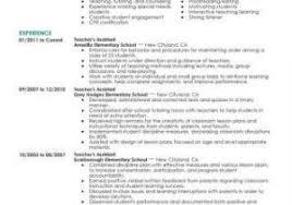 Resume Templates Google Docs Free From Resumes Teacher Resume