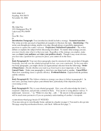 Cover Letter Heading For Unknown