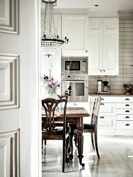 black and white tile backsplash white subway tile and black grout in a classic white grey
