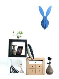 puzzle pieces wall decor puzzle wall decor paper maker decor bunny head wall mount hanging decoration puzzle pieces wall decor