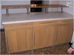 Ikea Buffet Cuisine Frais Meuble Bar Separation Americaine