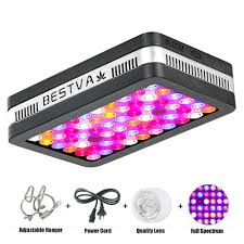 Elite Lighting Can Lights Us 106 85 32 Off Bestva Led Grow Light Full Spectrum Elite 600w Lamp For Plants Indoor Grow Led Grow Tent Greenhouse Hydroponic Red Blue Uv Ir In