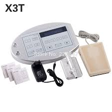 chuse x3t permanent makeup tattoo machine kits professional digital machines eyebrow lip body pen machine sets
