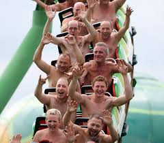 Image result for naked rollercoaster