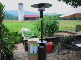 patio heater assembly review you