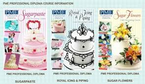 Pme Professional Diploma Courses Academy Of Cake Decorating