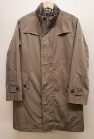 burberry london burberry london trench coat liner attaching beige m