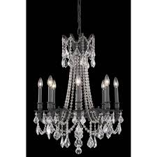 elegant lighting rosalia 24 8 light royal crystal chandelier ceiling lights best canada