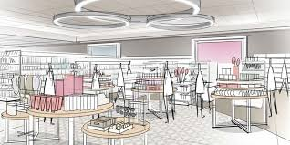 Sneak Peek Target's Plans To Reimagine Stores Classy Cafeteria Furniture Remodelling