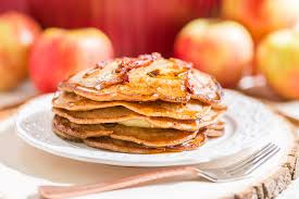 Image result for pancake thin apple