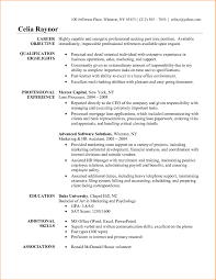 Resume Additional Skills Examples Fresh Resume Objectives Examples Professional GotrafficCo 93