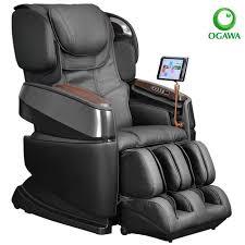 massage chair black zoom