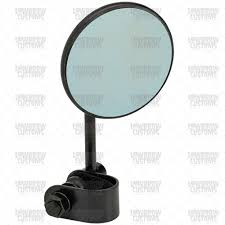 custom motorcycle mirrors bar end and blind spot mirrors for