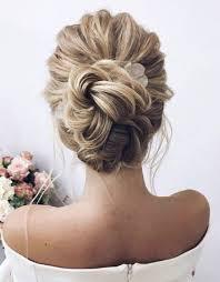 Coiffure Mariage Cheveux Mi Longs Cheveux En Ondulations