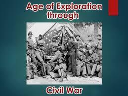 Exploration To Civil War Powerpoint Presentation U S History Tpt