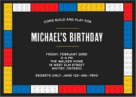 Best Online Kids Party Invitations In Canada Help Weve
