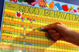 Rare Behavior Charts Good Or Bad Classroom Good Manners