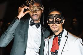 The Scene: Voguing at the African Art Museum ball - The Washington Post