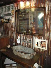 rustic bathroom. rustic-bathroom-ideas-4 rustic bathroom d