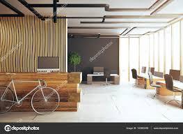 Creative Office Interior Stock Photo Peshkov 142502295