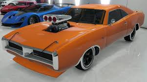 Imponte Dukes Interior Gta Cars
