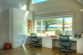 design home office layout home. Home Office For Two Layout Design Awe Inspiring Cool Designs