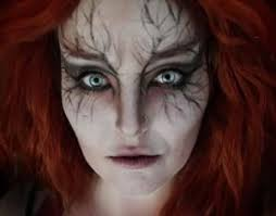 cute and scary witch makeup ideas for