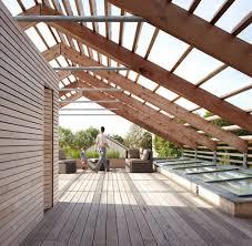 Modern Wood House Modern Wooden Houses Djuric Tardio Architects Interior Design