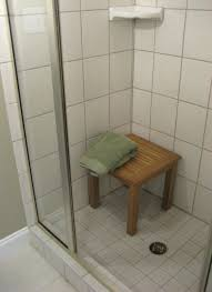 cool picture of bathroom shower decoration with various shower bench ideas cozy image of small