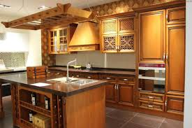 wardrobe lighting ideas. Kitchen, Fashionable Wooden Wardrobe For Kitchen Design Lighting Idea In Ceiling Along Black Granite Countertop Ideas G